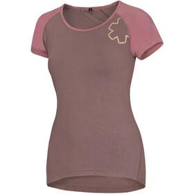 Ocun Bamboo T Blossom T-shirt Damer, pink